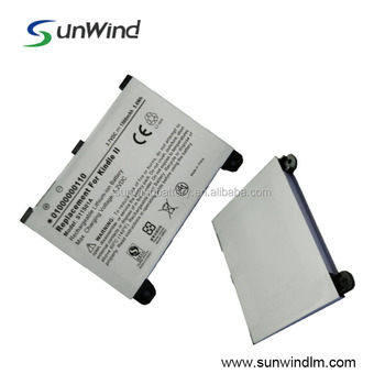 3 7v 1350mah Rechargeable Li-ion Battery For Amazon Kindle 2 E-book Reader  - Buy Replacement Battery For Amazon,Battery Gb T18287-2000 3 7v