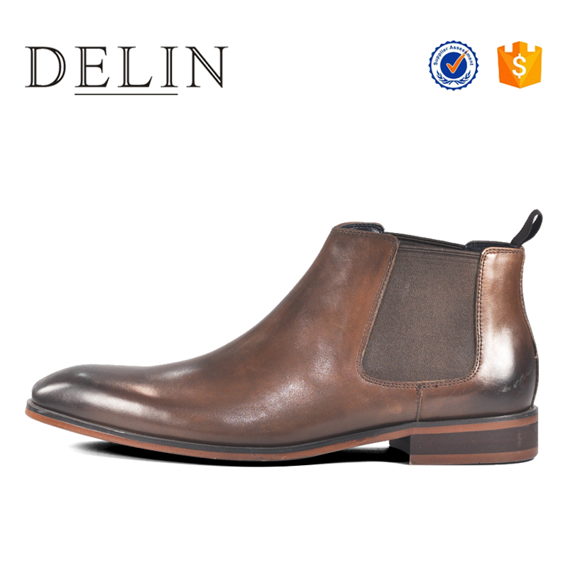 Customize dress office fashionable shoes men's business leather rzqrp