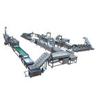 Automatic potato chips making machine/French Fries production line