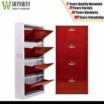 metal wall mounted locking shoe cabinet stainless steel shoes cabinet rolling shoe rack