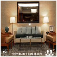 Commercial Floor Custermized Carpet Tiles with Special Design