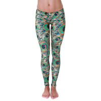 2016 Fitness Activewear Women Printed Yoga Legging Fitness Tights Wholesale Cheap