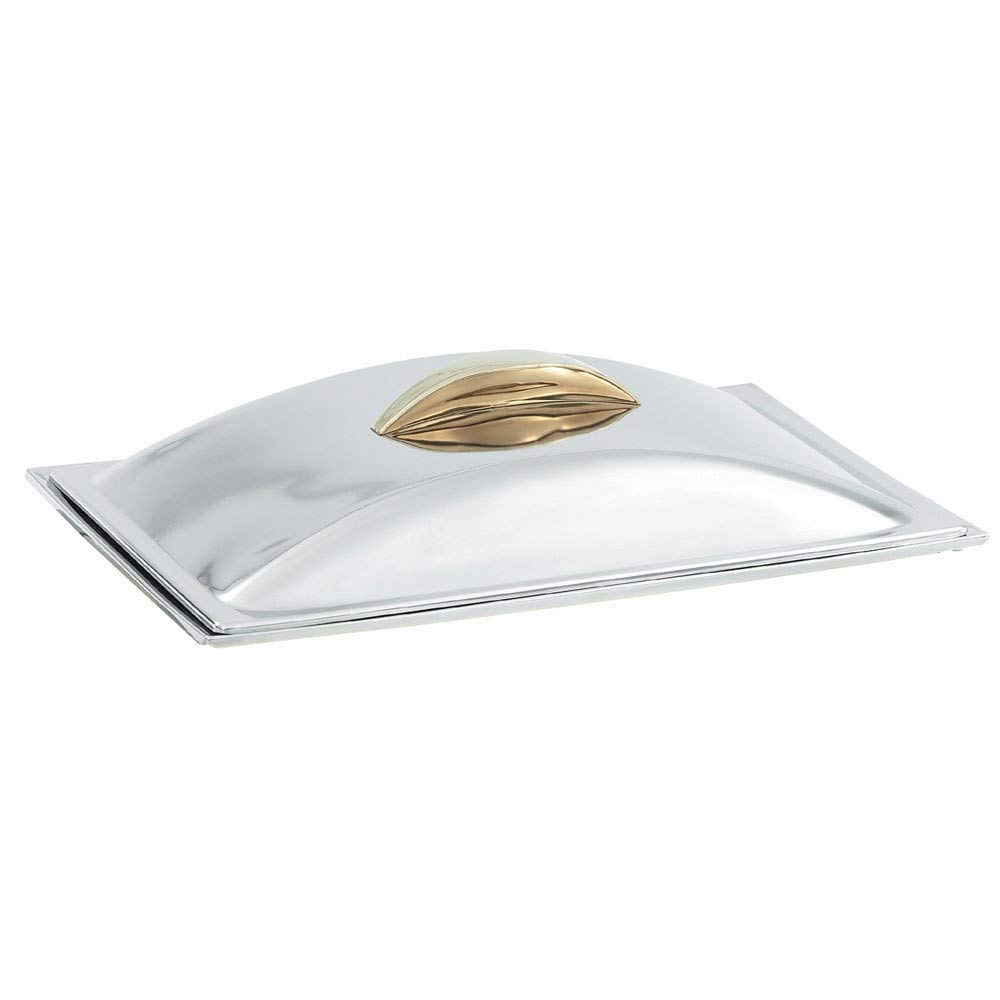 Vollrath 49330 Replacement Stainless Steel Cover for 9 Qt. 48322 Full Size Panacea Chafer