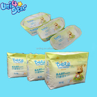 Cheap Price Disposable Stocklot B Grade Training Pants Baby Diaper
