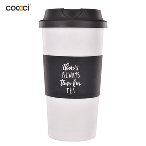 latest products in market Office Coffee Mug/Gift Drinking Cup/Plastic Cup