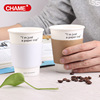 Corrugated paper cup sleeve For Hot drink coffee cup sleeve