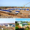 Export to Indonesia demountable prefab houses made in usaing