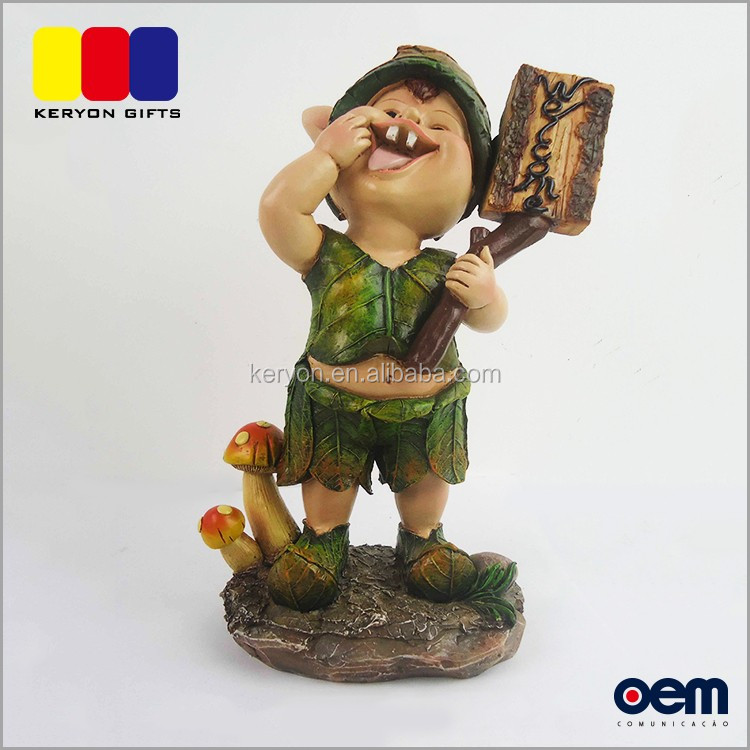 New Design Life Size Gnome Figure Resin Elf Garden Statues   Buy Resin Elf  Garden Statues,Elf Garden Statues,Elf Statues Product On Alibaba.com
