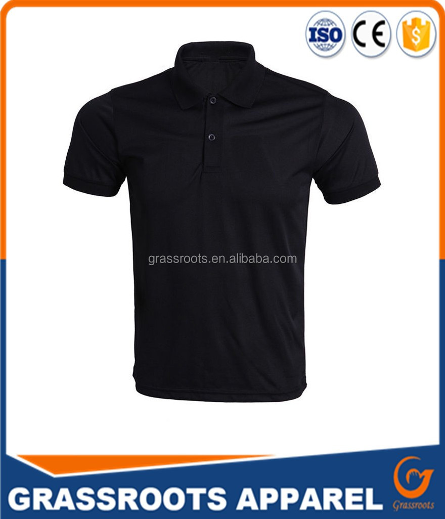 custom man polo polyester fabric cloth polo shirt to put logo polo tshirt printing china supplier