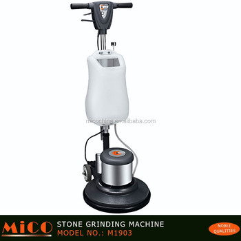 Hotel Floor Care Equipment Floor Polishing Machine