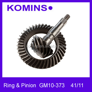 Ring And Pinion Gear Set Gm10-373 41/11 For American Truck