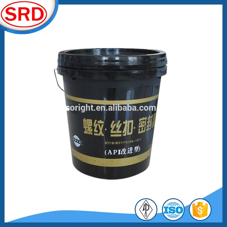 API updated version biodegradable grease for thread of drilling rods