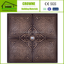 2016 New Design Modern Wall Art Panels Leather Effect 3D Wall Panel interior wall paneling