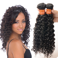 100 percent raw virgin brazilian hair, 7a bundle brazilian virgin hair, virgin brazilian kinky curly hair