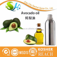 100% Natural and pure avocado extraction essential oil organic virgin avocado oil
