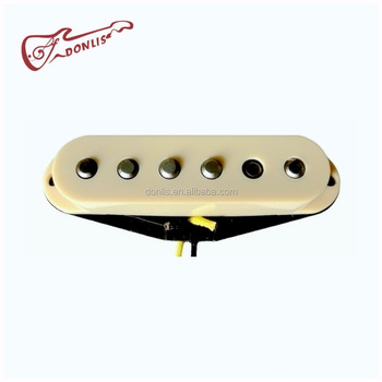 Donlis DS53 Ivory Cover 스트랫 Electric Guitar Pickups