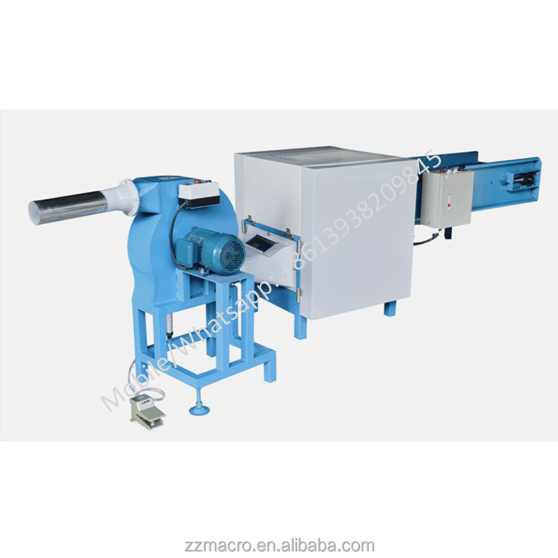 Bal fiber opening machine