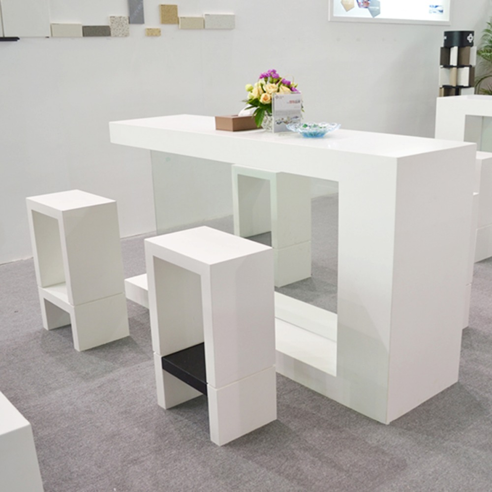 Dining Table Design Solid Surface