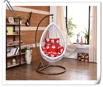 Cheap Hanging Rattan Egg Chair Luxury Outdoor Swings Jhula Swing Chair