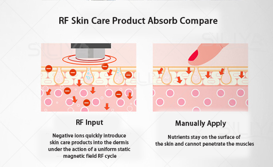 Home use RF EMS Wrinkle Remover beauty skin Rejuvenation tightening face lifting beauty device