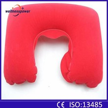 Inflatable Travel Plane Flight U-shaped head neck Pillow