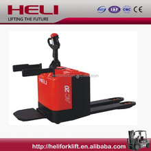 HELI Brand electric pallet truck price