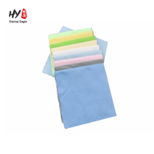 new products adhesive microfiber cloth good cleaning performance