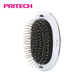 PRITECH China Manufacturer Healthy Hair Ionic Brush Electric Vibrating Scalp Massager
