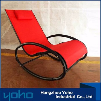 Alibaba New Style Aluminum Rocking Chairs, Zero Gravity Chair, Outdoor  Lounge Chair