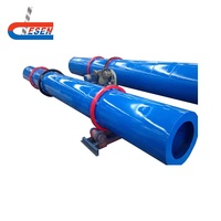 1-2 t/h Small Rotary Sand Dryer