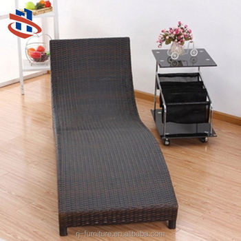 Low Price Wicker Pool Furniture Beach Lounge Chair Buy Outdoor