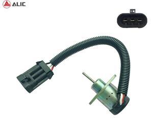 bobcat spare parts fuel shut off solenoid7000769 1J710-60011 for skid steer