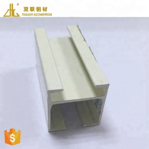 GOOD quality large wholesale product alu profile, rail aluminium profile