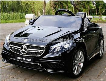 De Con Aprobación para Ce Grandes Los Coches Mercedes Operados Juguete Gran batería La Del Benz Buy Niños Juguete Niños QxtrhsdC