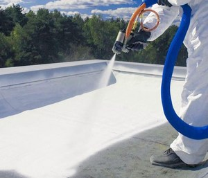 Low price Spraying Polyurea Coatings Used for Roof Garden Ground