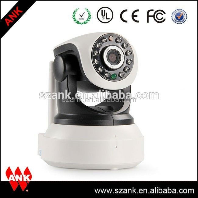 Onvif p2p plug play wireless cctv network camera baby monitor 3 receivers HD Megapixel 720P with night vision