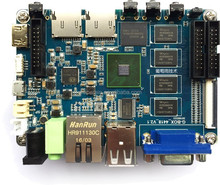 Arm Cortex A9 SBC Board For Linux with 8GB emmc