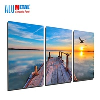 Dibond quality outdoor sign board material/signage material ACP Aluminum composite panel