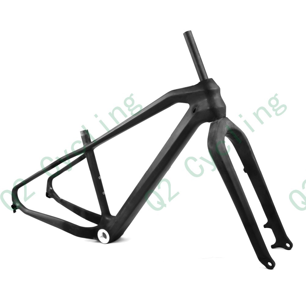26er Carbon Fat Bike Internal Cable Routing Wild Tube