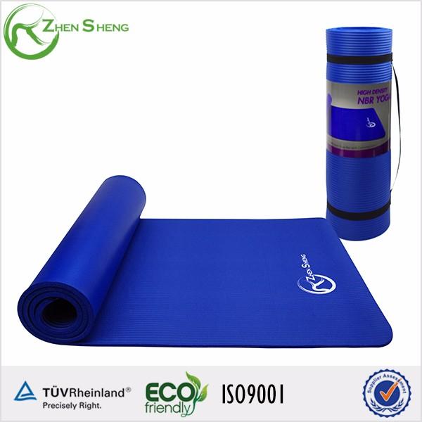 Zhensheng Yoga Mat Printed Fitness Mat With Logo