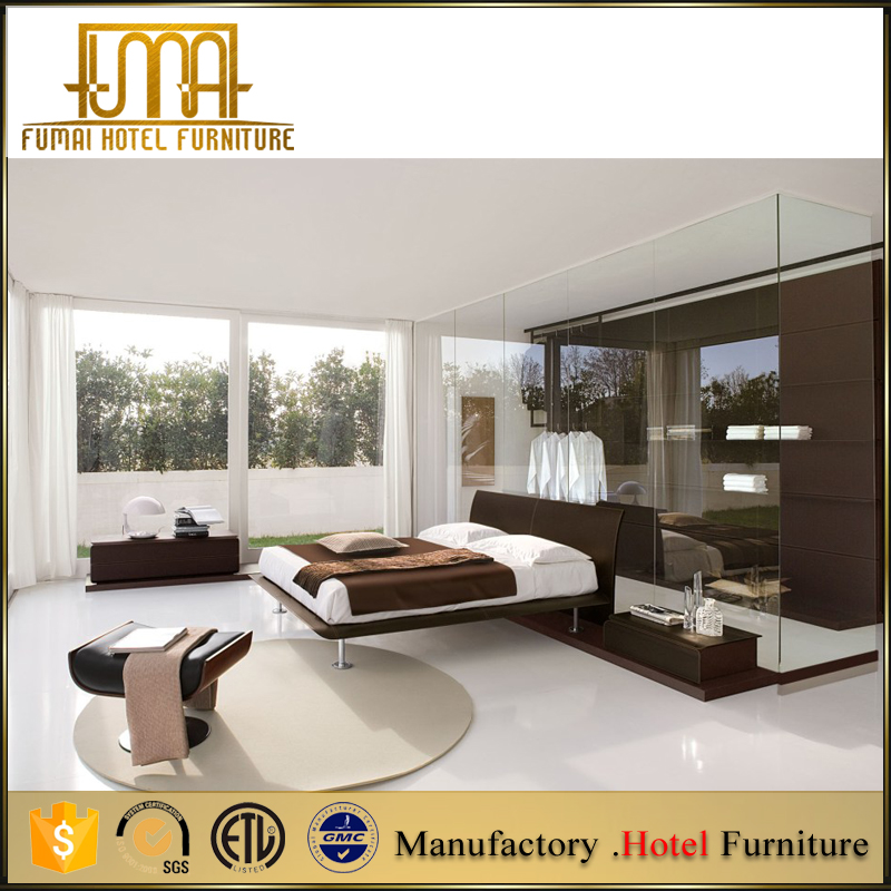 5 Star Chinese supplier hotel bedroom furniture 2017