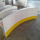 HDPE Dasher board/Ice Rink Barrier/Ice hockey rink board