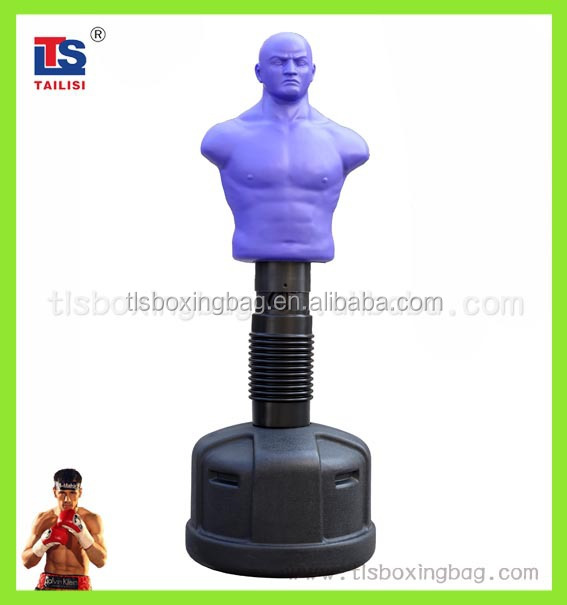 Laptop Hotting Sports Boxing Targets Adjustable Punching Dummy For Wholesale