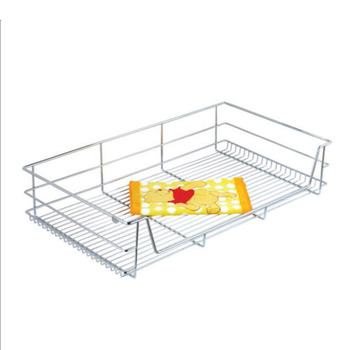 Industrial Standard High Quality Zinc Wire Stacking Basket
