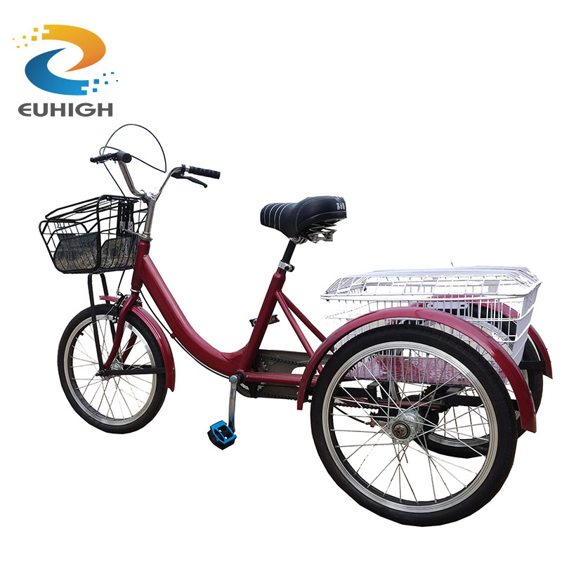 Three wheel cargo bike 3 wheel bicycle cargo trike for adults