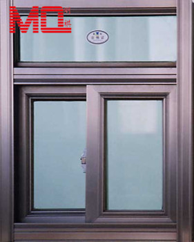 Top quality french aluminum window waterproof window for Best quality windows
