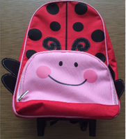 lovely cartoon kids' backpack