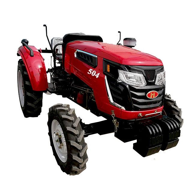 Farm Equipment 40HP 50HP Farm Mini Tractor For Sale
