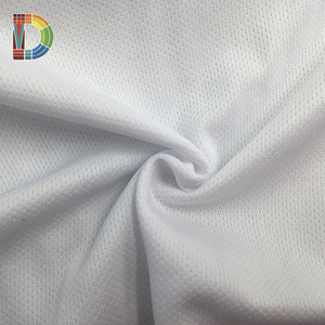 Factory direct sale fitness foam mesh football team fabric