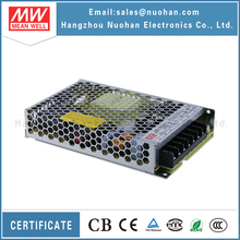 3 years warranty Meanwell 150W power supply 24V LRS-150-24 ac dc power supply